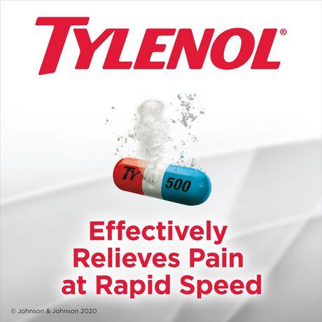 Tylenol Extra Strength Gelcaps, 500mg - image 7 of 9