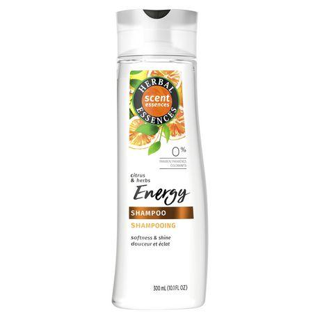 Shampooing Herbal Essences ScentEssences Energy avec essences d'agrumes - image 1 de 7