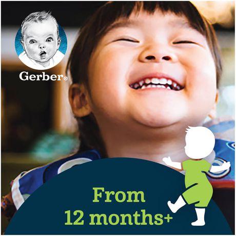 GERBER® Organic Yogurt MELTS® Strawberry Banana Toddler Snack - image 3 of 4