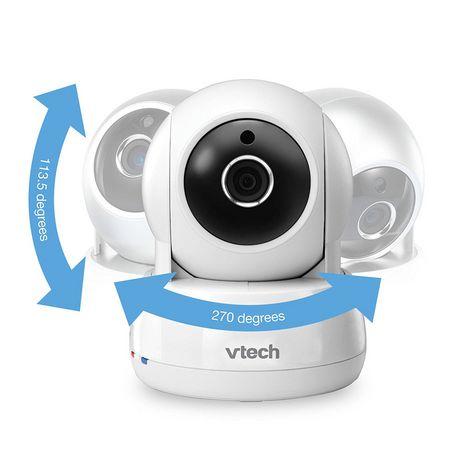Moniteur vidéo HD sans fil VM991 de Vtech à panoramique et inclinaison - image 7 de 9