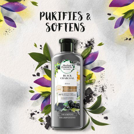 Herbal Essences bio:renew Detox Black Charcoal Shampoo - image 5 of 7