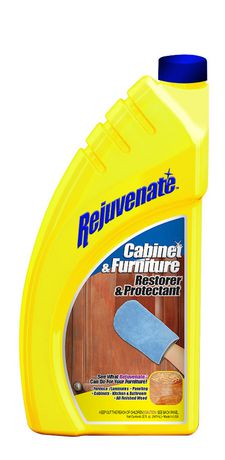 Rejuvenate Cabinet and Furniture Restorer & Protectant | Walmart ...