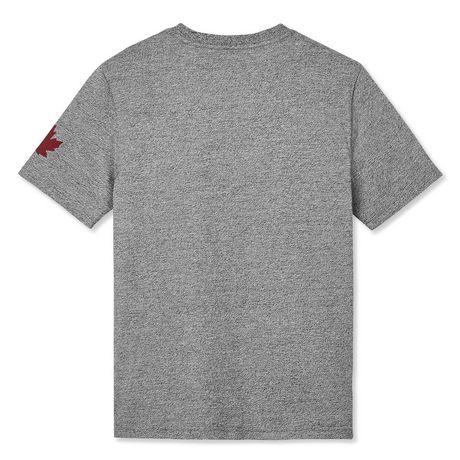 Canadiana Boys' Short Sleeve Crew Neck T-Shirt - image 2 of 2