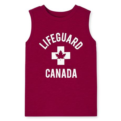 Canadiana Toddler Boys' Tank - image 1 of 2