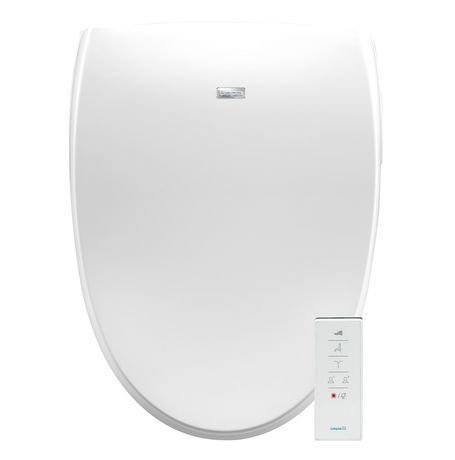 Bio Bidet A8 Serenity Luxury Bidet Seat Elongated White