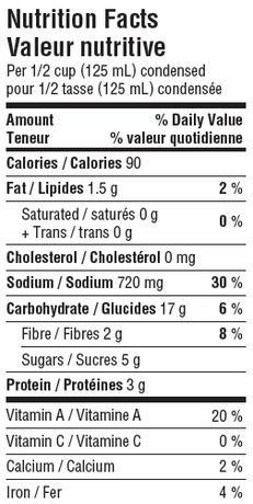 Aylmer Soup Aylmer Vegetable Condensed Soup Case Pack - image 2 of 2