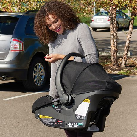 Evenflo Pivot Xpand Modular Travel System With SafeMax Infant Car Seat - image 6 of 8