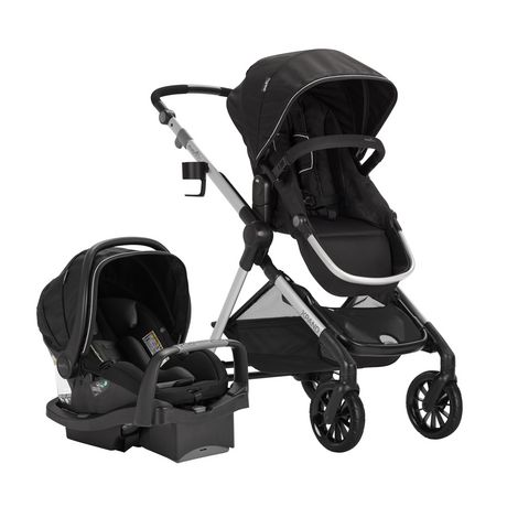 Evenflo Pivot Xpand Modular Travel System With SafeMax Infant Car Seat - image 2 of 8
