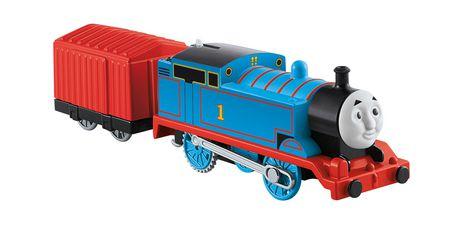 Thomas and Friends Thomas & Friends Trackmaster Motorized Thomas Engine - image 4 of 6