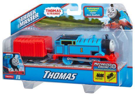 Thomas and Friends Thomas & Friends Trackmaster Motorized Thomas Engine - image 5 of 6