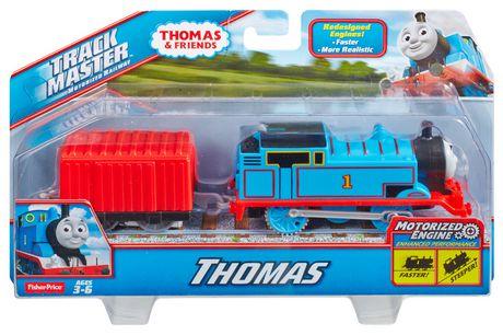 Thomas and Friends Thomas & Friends Trackmaster Motorized Thomas Engine - image 6 of 6