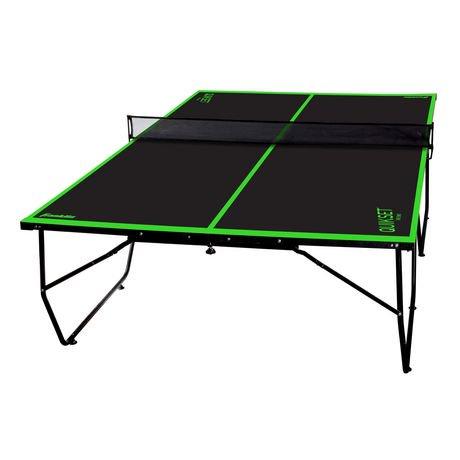 Franklin sports quikset table tennis walmart canada - Table ping pong decathlon ...