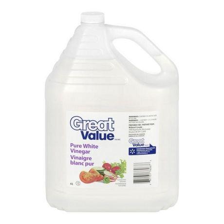 Great Value Pure White Vinegar Walmart Canada