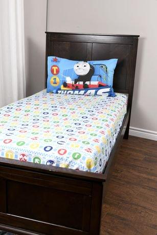 Thomas friends ensemble de drap pour lit une place for Chambre a coucher walmart