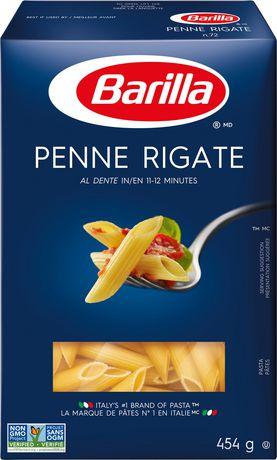 Barilla Penne Rigate Pasta - image 1 of 1