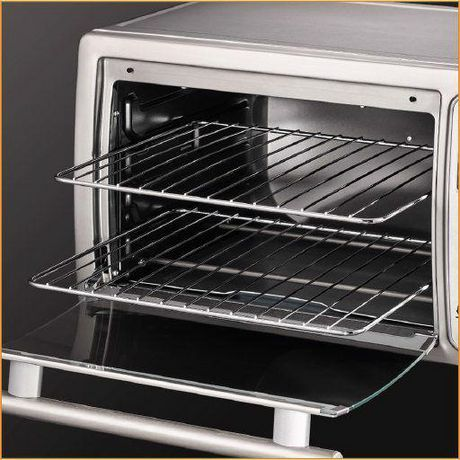 Krups Deluxe Toaster Oven With Convection Heating