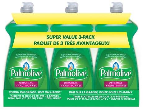 Palmolive Original Regular Essential Clean Dish Liquid