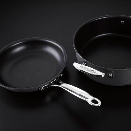 Cuisinart Non Stick Hard Anodized 11 Piece Cookware Set
