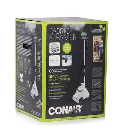 Conair Upright Fabric Garment Clothing Steamer - image 4 of 4