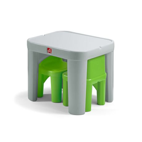 Step2 Mighty My Size Table & Chairs Set   Walmart Canada