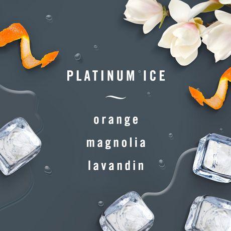 Assainisseurs d'air sous forme de pinces pour bouche d'air Febreze CAR, parfum Platinum Ice - image 4 de 6