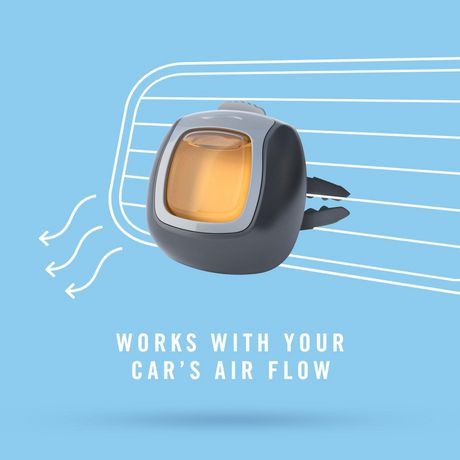 Febreze Car Air Freshener, Gain Original - image 6 of 6