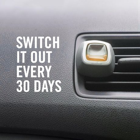 Febreze Car Air Freshener, Gain Original - image 5 of 6