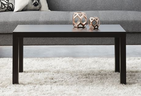 Mainstays Coffee Table, Espresso by Mainstays
