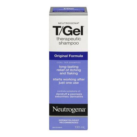 Neutrogenaa 174 T Gel 174 Therapeutic Shampoo Walmart Canada