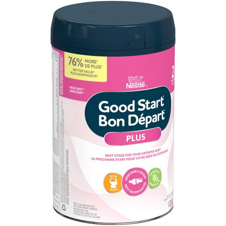 NESTLÉ® GOOD START® PLUS 2 Baby Formula, Powder  - New Look - image 6 of 7