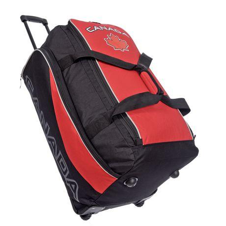 e3927820f73c88 Canada Luggage Wheeled Duffle - image 1 of 9 ...