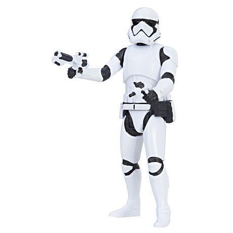 Star Wars - Figurine Force Link Stormtrooper du Premier Ordre - image 1 de 2