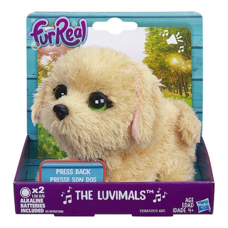 FurReal Friends Furreal The Luvimals Sweet Singin' Biscuit - image 1 of 2