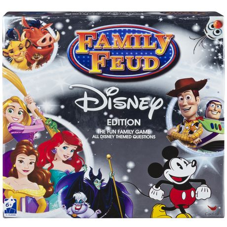 Spin Master Games Disney Family Feud - image 1 of 1