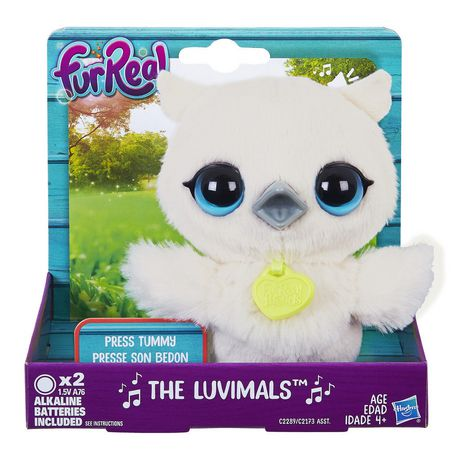 FurReal Friends Furreal The Luvimals Baby Grand - image 1 of 2