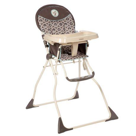 Cosco Slim Fold High Chair Darlington Walmart Canada
