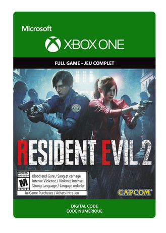 Xbox One Resident Evil 2 [Download] - image 1 of 1