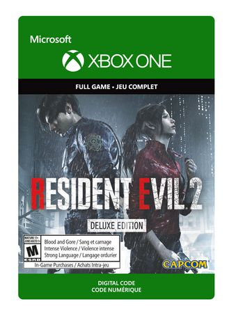 Xbox One Resident Evil 2: Deluxe Edition [Download] - image 1 of 1
