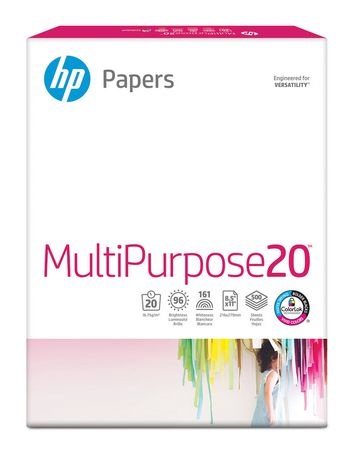HP Multipurpose20™ Printing Paper - image 1 of 4
