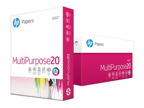 HP Multipurpose20™ Printing Paper - image 3 of 4