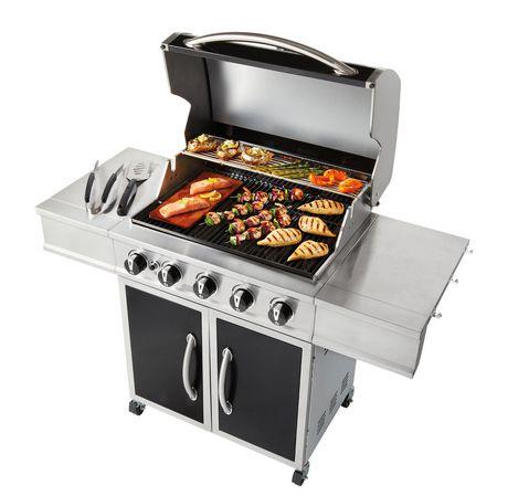 Premium Gas Grill - image 2 of 9