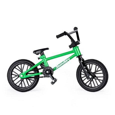Tech Deck Bmx Finger Bike Sunday Green Black Series 12 Walmart Canada