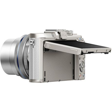 Olympus pen e pl8 appareil photo num rique sans miroir for Objectif miroir