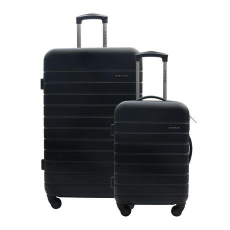 0ede64f6a Canada Luggage 2-Piece Hardshell Spinner Luggage Set - image 1 of 7 ...