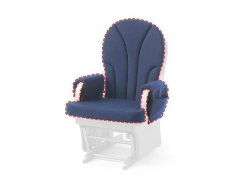 Foundations Lullaby™ Adult Glider Rocker Replacement Cushion - image 1 of 1