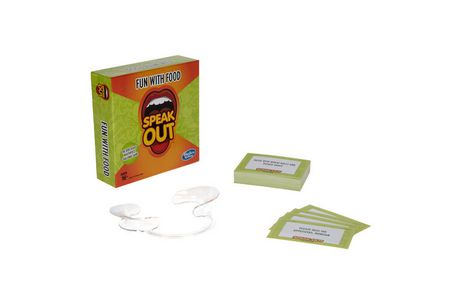 Hasbro Gaming Speak Out Expansion Pack: Fun with Food - image 2 of 3
