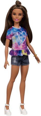 Poupée  Barbie Fashionista Tie Dye de rêves - image 1 de 8