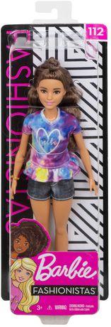 Poupée  Barbie Fashionista Tie Dye de rêves - image 7 de 8