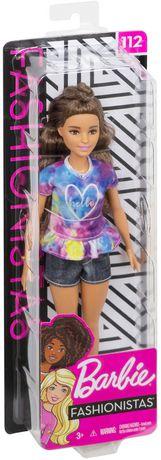 Poupée  Barbie Fashionista Tie Dye de rêves - image 8 de 8