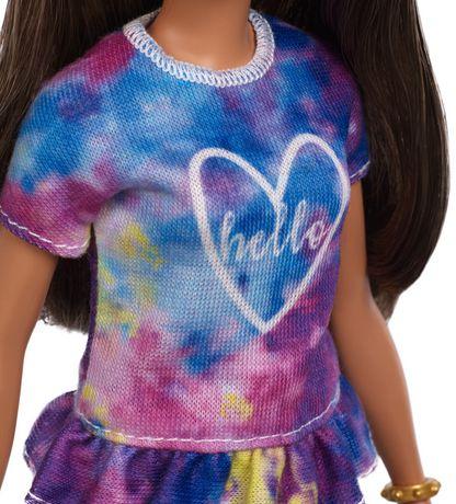 Poupée  Barbie Fashionista Tie Dye de rêves - image 4 de 8